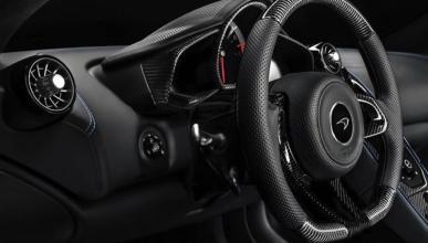 McLaren Super Series MSO  interior