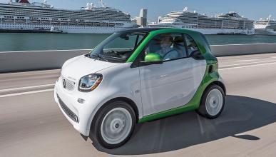 Prueba: Smart fortwo electric drive