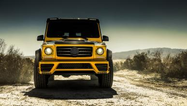Mercedes Clase G by Mansory