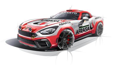 El Abarth 124 Rally disputará el Nacional de Asfalto