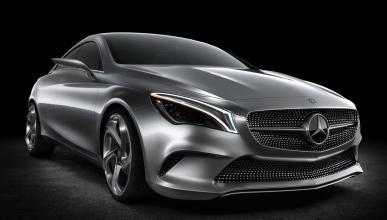 Mercedes Clase A sedán, listo para 2018