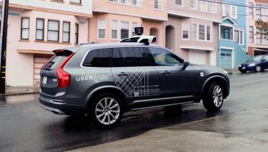 Uber cambia la prueba de su coche autónomo a Arizona