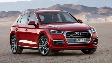 Cinco virtudes y un defecto Audi Q5 2017