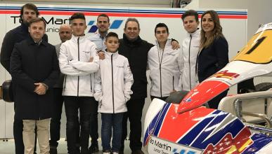 Teo Martin Junior Team, 'cantera' del automovilismo español