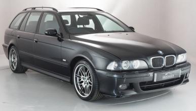 BMW 540i Touring E39