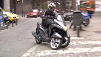 Polución: las motos sí pueden entrar al centro de Madrid