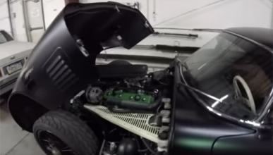 Vídeo: un Jaguar E-Type con motor Chevy V8 de 435 CV