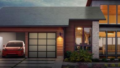 Tesla y Panasonic construirán techos solares en Nueva York