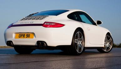 El Porsche 911 es el coche con mayor riesgo de robo en UK