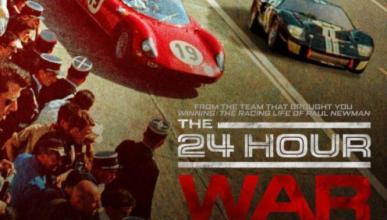 'The 24 Hour War': la batalla entre Ford y Ferrari