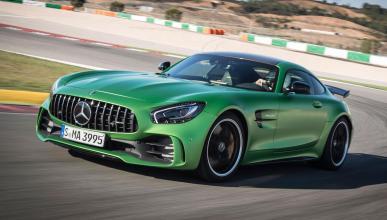 Prueba Mercedes-AMG GT R (I)