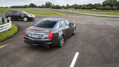El Super Cruise de Cadillac detecta la atención del piloto
