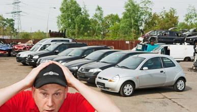 Estos son los coches de 2a mano que nunca deberías comprar