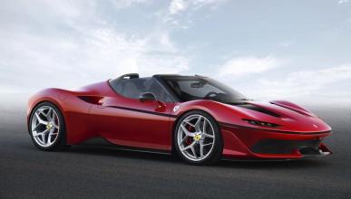 Así serán los Ferrari del futuro