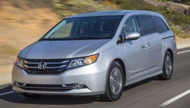 Llamada a revisión de 600.000 Honda Odyssey