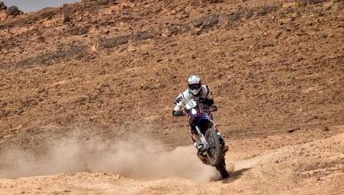 Dakar 2017, Motos. Etapa 1: De Soultrait da la campanada