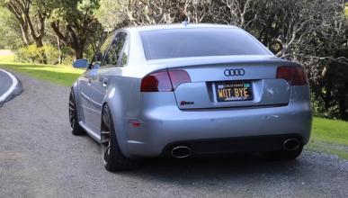 Vídeo: ¿por qué el Audi RS4 B7 sigue siendo interesante?
