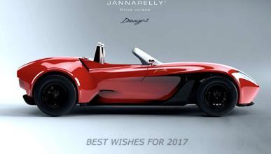 El Jannarelly Design-1 tendrá versión con y sin techo
