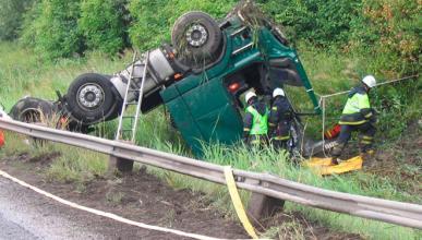 Aumenta la siniestralidad en las carreteras durante 2016