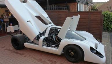 Atento a esta réplica del Porsche 917