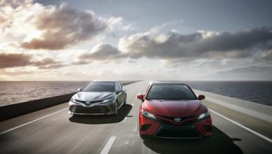 Toyota Camry 2017 1