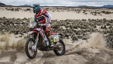 Dakar 2017, Motos. Etapa 8: Joan Barreda se redime