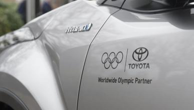 Comienzan las 'Olimpiadas Híbridas' gracias a Toyota