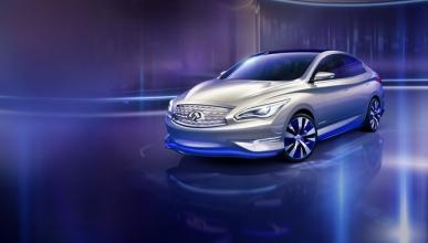 Infiniti planea lanzar un coche eléctrico en 2020