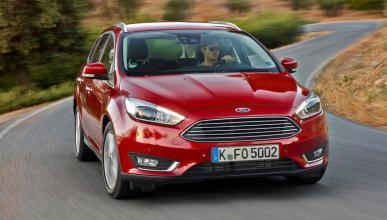 Ford Focus Sportbreak 2018: ¡cazado!