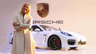 María Sharapova vuelve al Porsche Tennis Grand Prix