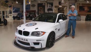 Vídeo: Jay Leno al volante de un BMW 1M con un V8