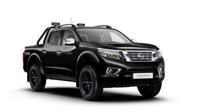 Nissan Navara Trek-1º: edición limitada a 1.500 unidades