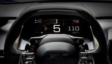 Cuadro de instrumentos Ford GT