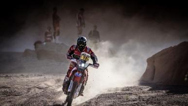 Dakar 2017, Motos. Etapa 11: Gonçalves salva su honor