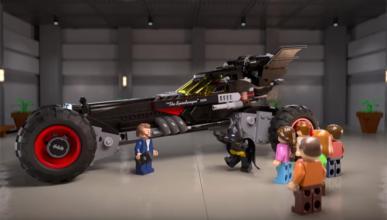 Video: Lego te presenta el nuevo coche de Batman