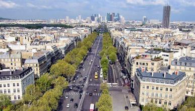 París obliga a poner etiquetas con nivel de contaminación