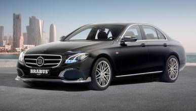 Mercedes Clase E by Brabus