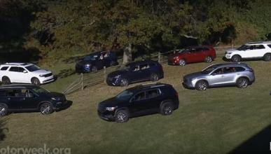 ¿Cuál de estos SUV de siete plazas es el mejor?