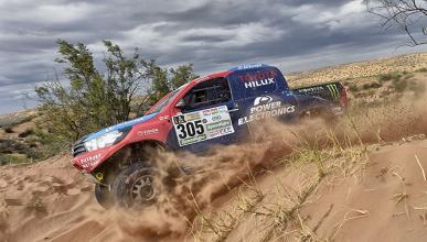 Nani Roma, así ha sido su primer Dakar con Toyota