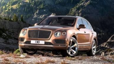 Estos son los planes híbridos de Bentley, prepárate...