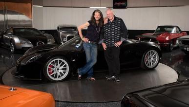 Hennessey Venom GT Spyder de Aerosmith
