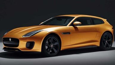 Jaguar F-Type Shooting Brake, mira cómo quedaría