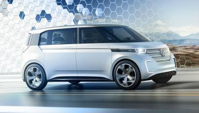El rival de Uber que prepara VW se basará en el Budd-e