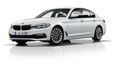 Aquí está el BMW 520d Efficient Dynamics