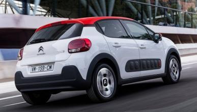 Precio Citroën C3 2017: desde 12.650 euros