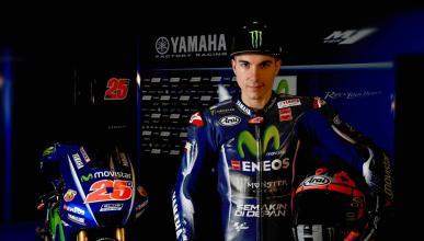 """Maverick Viñales: """"Estando en Yamaha sólo pienso en ganar"""""""