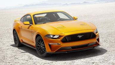Ford explica por qué no llevó el Mustang a Detroit