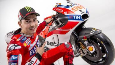 "Jorge Lorenzo: ""Pertenecer a Ducati es un orgullo para mí"""