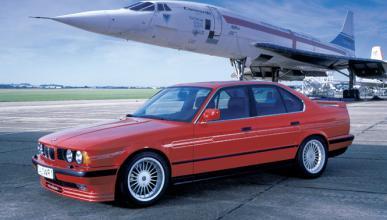 Subastan un impecable BMW Alpina B10 Bi-Turbo de 1990