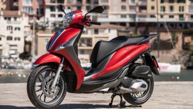 Piaggio: todos los scooters y precios actualizados